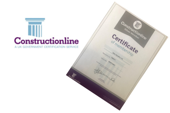 Ultra Surefire Renews Constructionline pre-qualification Membership Status