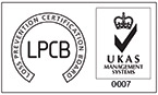 Assessed to ISO 9001